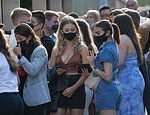 Victoria reports no further coronavirus cases as Melbourne cluster stays at 8
