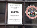 Coronavirus UK: Record 250,000 small businesses could go bust in the next 12 months