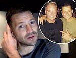 GMB: Mark Wright says COVID-19 has 'mentally' changed his father