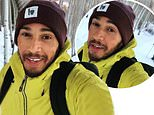 Lewis Hamilton reveals he is 'getting his mind and body right' following coronavirus battle