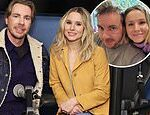 Kristen Bell and husband Dax Shepard 'needed a little therapy brush-up' during COVID-19 quarantine