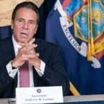 New York Gov. Cuomo is facing calls to resign after a leaked call revealed his administration withheld new COVID-19 nursing-home deaths