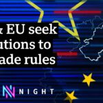 Northern Ireland Protocol: Can the UK and EU find a solution to its problems? – BBC Newsnight