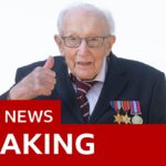 Captain Sir Tom Moore dies with coronavirus – BBC News