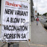 Coronavirus deaths rise 40% in Africa, fueled by new variants