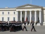 Fury at Sandhurst as 50 recruits catch Covid-19 after officer cadets flouted social distancing rules