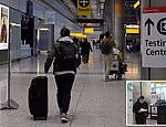 Passengers arriving in the UK could have to take FOUR coronavirus tests – and pay for them all