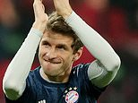 Bayern Munich arrange 'ambulance aircraft' to fly Thomas Muller from Qatar after Covid-19 diagnosis
