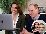 Prince William warns against 'rumours and misinformation' about Covid-19 vaccines on social media