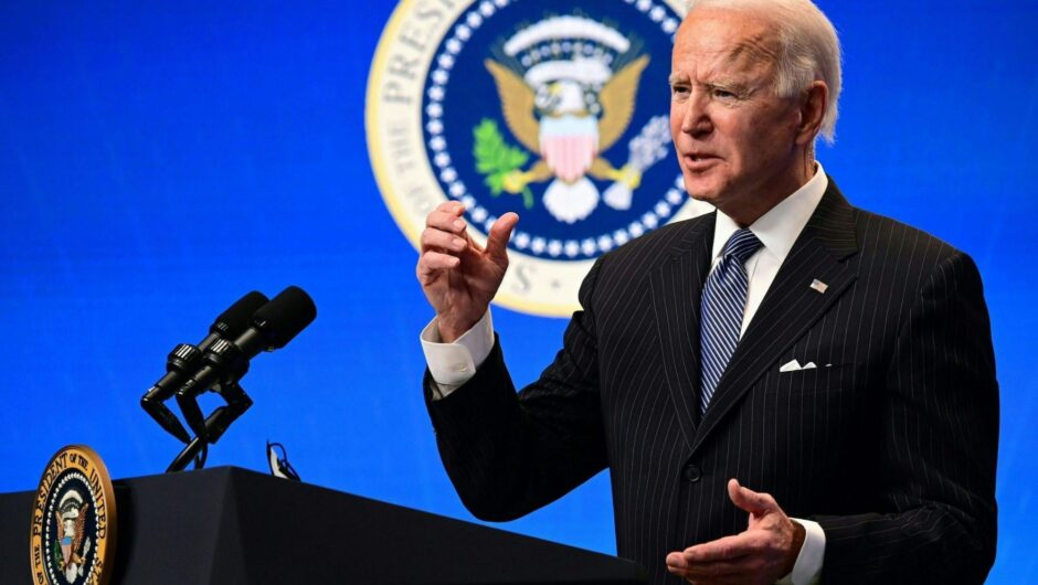 The White House has been reaching out to top US businesses including GM, EY, and American Airlines to gather support for Biden's COVID-19 relief plan