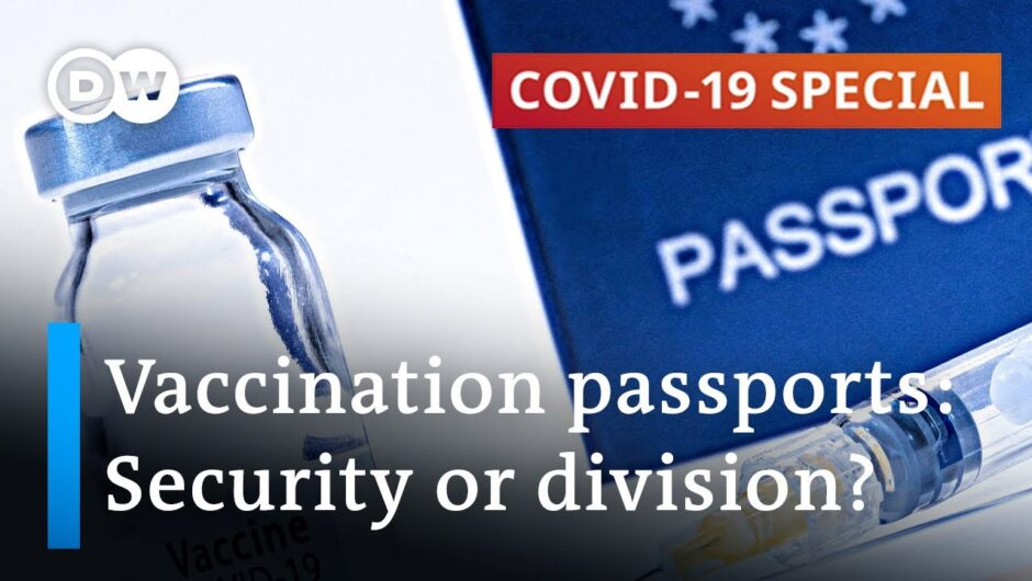 Immunity passports can speed up return to normality   COVID-19 Special