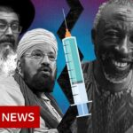 The danger of religious misinformation around Covid vaccines – BBC News