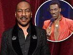 Eddie Murphy reiterates his plan to return to stand-up comedy once the COVID-19 pandemic is over