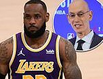 LeBron avoids answering if he'll get COVID-19 vaccine, saying 'I'll keep that a private thing'