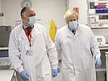 Boris's jab's on: Prime Minister expected to have coronavirus vaccine THIS WEEK