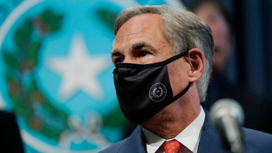 Gov. Abbott to make 'statewide announcement.' Could COVID-19 order changes be coming?