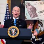 Biden agrees to new cap on COVID-19 stimulus checks