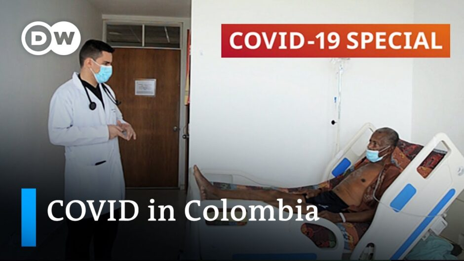 Coronavirus and the challenges for Colombia's remote communities | COVID-19 Special