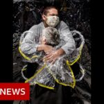 Photo of hug during pandemic named World Press Photo of the Year – BBC News