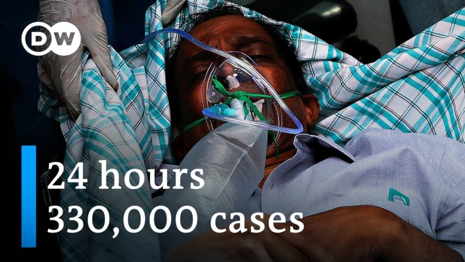 India's hospitals in 'apocalyptic' battle against COVID-19   DW News