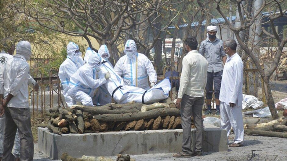Coronavirus overwhelms India's most populous state