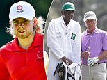 British amateur golfer Joe Long forced into late caddie change for the Masters after Covid-19 test