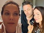 Tammin Sursok reveals her and husband Sean McEwen's mild Covid-19 vaccine side effects