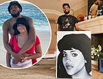 Jordyn Woods gifts Karl-Anthony Towns a portrait of his mother who died of COVID-19 complications