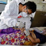 India records over 350,000 new COVID-19 cases in single day