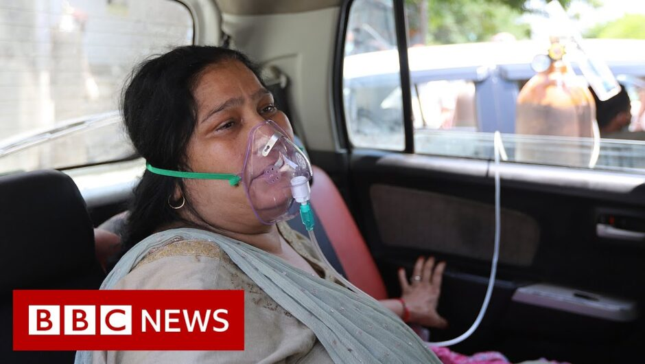 India 'shaken by Covid storm' – BBC News