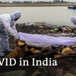 India: Bodies of suspected COVID-19 victims wash up on Ganges riverbanks | DW News