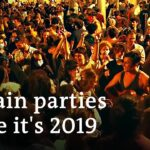 Spain lets loose as COVID curfew and travel ban are lifted   DW News