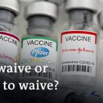 Germany skeptical over vaccine patent waiver   DW News