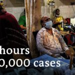 India's daily COVID cases top 400,000 amid severe vaccine shortage   DW News