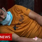 Nepal has highest Covid transmission rate in world – BBC News