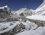 Mount Everest Covid-19 outbreak 'sees dozens of climbers evacuated from basecamp'
