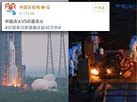China's Communist Party sparks outrage after it mocks rival India's COVID-19 outbreak
