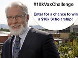 Lancaster, California Mayor holds $10k scholarships raffle for teens who get COVID-19 vaccine