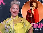 Pink reveals she's had theCovid-19 vaccine and urges fans tobe get the jab