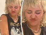 Miley Cyrus says getting the COVID-19 shot is even 'cooler' than Led Zeppelin