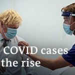 Delta variant: Is the UK facing a fourth wave of coronavirus infections? | DW News