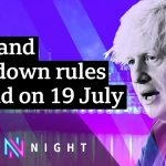 Lockdown rules to end in England – BBC Newsnight