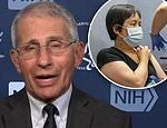 Fauci says not getting a COVID-19 vaccine is a 'political statement' and to 'get over themselves'