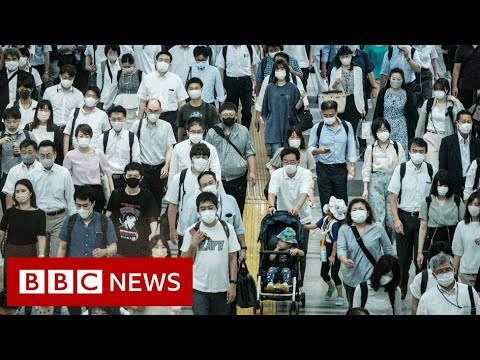 Japan widens emergency over 'frightening' Covid spike – BBC News