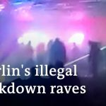 Lockdown raves: How Berlin's illegal techno raves thrive during the pandemic   DW News