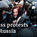Russia protests: How scared is Putin of Navalny? | DW News