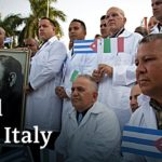 Coronavirus in Italy: Cuba, China and Russia send send medical aid | DW News