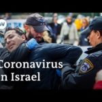 Coronavirus in Israel: Police use spying tech to track patients | DW News