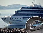 Cruise line bosses 'concealed' coronavirus infections to fool passengers