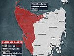 Cluster of coronavirus cases that shut down quarter of Tasmania was caused by 'illegal dinner party'